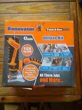 Renovator, twist-A-saw, Deluxe Kit Boondall Brisbane North East Preview