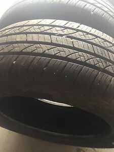 Set of 4--215-55-R17 Tires