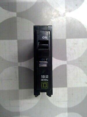 Square D Qo120 1 Pole 20a Breaker Free Shipping