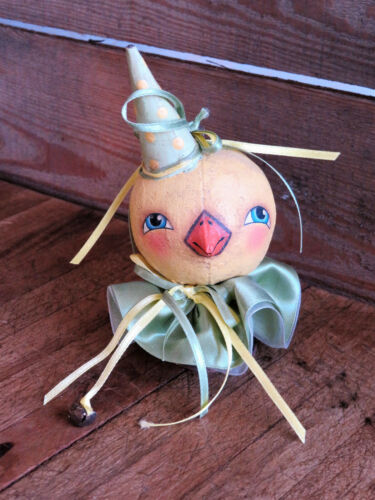 CUTEST Bethany Lowe EASTER/SPRING CHICK Bell by Robin Seeber
