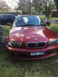 2000 BMW 3 series Heathmont Maroondah Area Preview