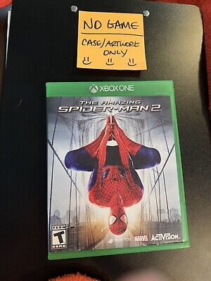 The Amazing Spider-Man 2 (Xbox One, 2014) NO GAME READ DESCRIPTION