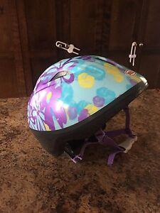 Small (infant size) bike helmet