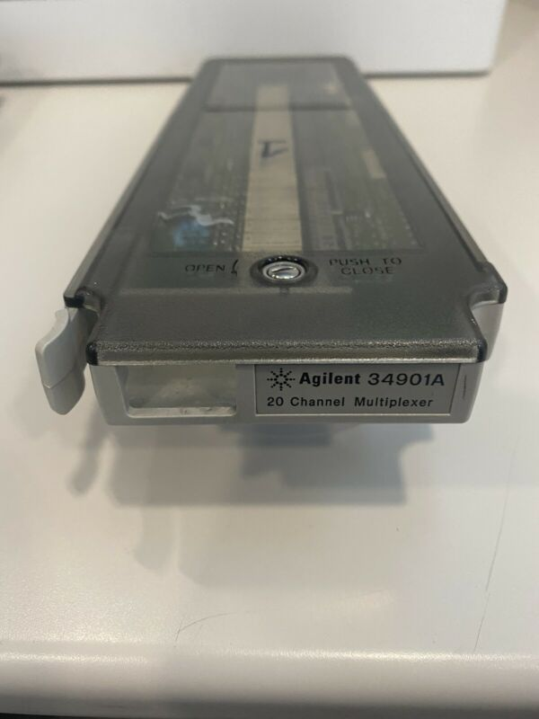 Agilent 34901A 20-Channel Multiplexer