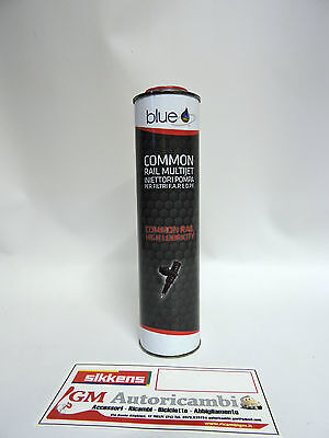 ADDITIVO PULITORE LUBRIFICANTE COMMON RAIL/DIESEL PER FAP E DPF BD01038 BLUE