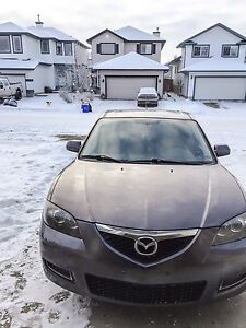 2007 Mazda 3 with Remote Starter