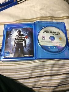 Uncharted Collection 1,2 & 3 PS4