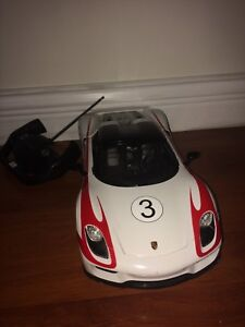Fully Functioning Remote Control Porsche