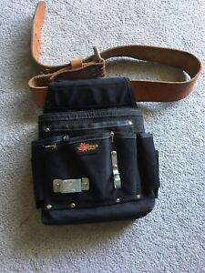 Tool belt and pouch