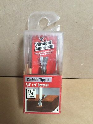 (Vermont American Carbide Tipped 3/8