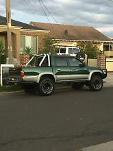 Toyota Hilux sr5 turbo diesel Campbellfield Hume Area Preview
