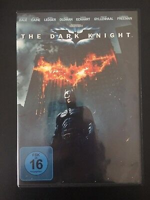 The Dark Knight (2008) Batman Clown Christian Bale Michael Caine TOP Bester Film