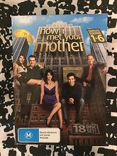 How I Met Your Mother Seasons 1-6 DVD Box Set Cleveland Redland Area Preview