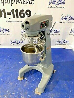 Hobart Legacy Hl200 20 Qt Dough Mixer Floor Model
