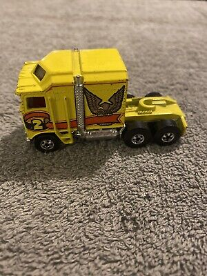 hot wheels blackwall Thunder Roller 1982 Hong Kong