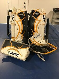 Ensemble gardien Reebok goalie set, 24 + 1, youth/ junior