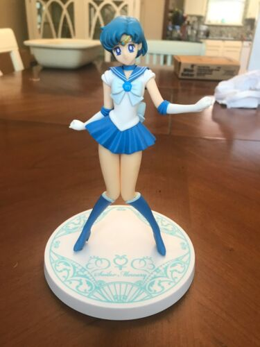 Sailor Moon -Sailor Mercury - Pretty Guardian figure Banpresto