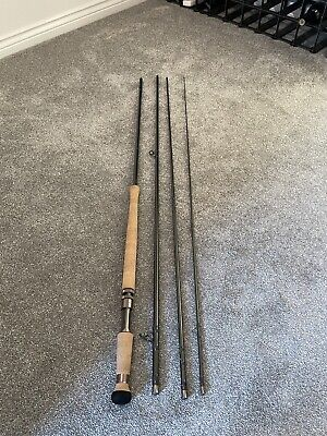 Hardy Marksman 2 S Series Double Handed Fly Rod 14'8 #10 (4 Pieces)