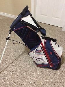 Limited Edition U.S Open Stand Golf Bag