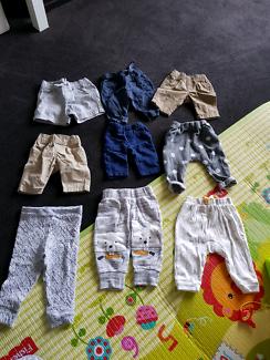 Baby Pants × 9