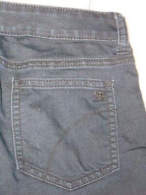 J0e's Jeans Skinny Jeggings Kleine Mädchen Sz 12 W Stretch Schwarz Kleine Mädchen Jeans Schwarz