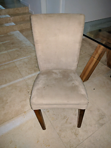 Dining chairs x6 Caringbah Sutherland Area Preview