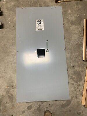 Westinghouse 1200 Amp Circuit Breaker Enclosure Box