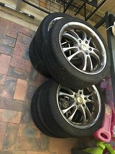 Tyres and rims Runcorn Brisbane South West Preview