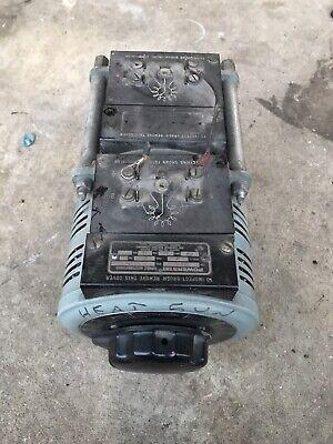 Powerstat Variable Autotransformer Type 126-2