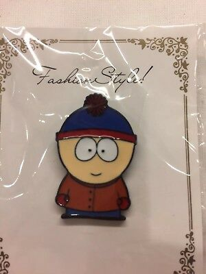 South Park Stan Marsh Enamel Lapel Pin Free Ship In USA - South Park Stan