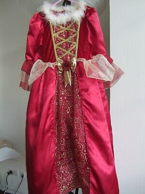 chen, Kostüm, Mädchen, Gr. 128, Alter 7-8, wunderschön (Wunderschöne Kostüme)