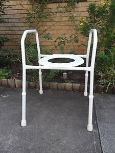 Toilet Helper Seat Hornsby Hornsby Area Preview