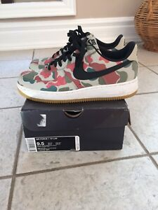 "Air Force 1 Duck Camo ""Pink"" 3M Reflective"