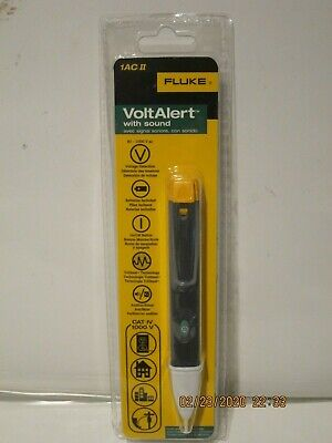 Fluke 1ac Ii Voltalert Voltage Detector-free Fast Ship Brand New Sealed Pakage
