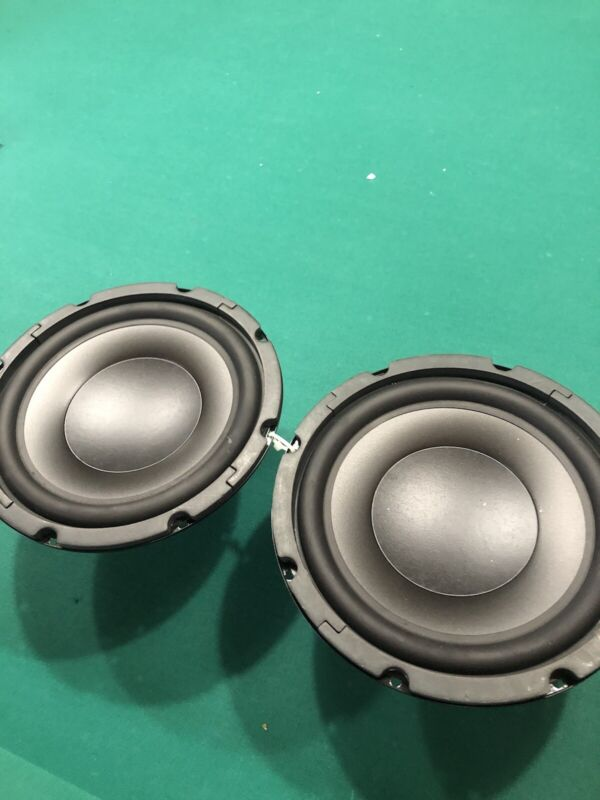 Pair Of New Open Box Aura Sound NS8-385-4A