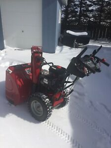 Snowblower Sale Pending