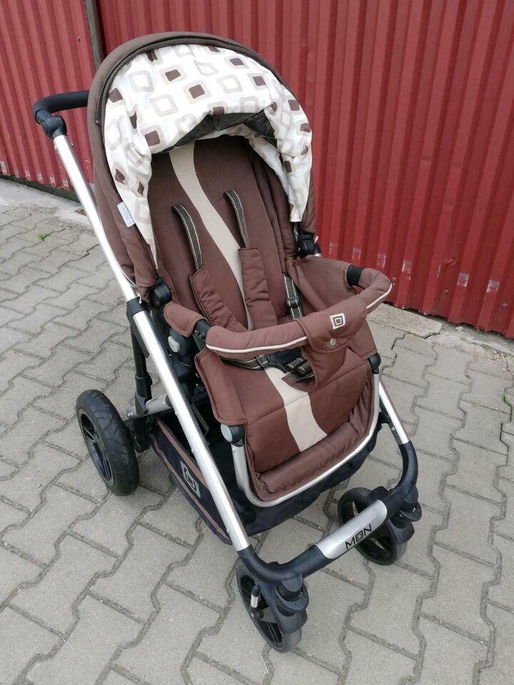 Kinderwagen Buggy 3 in 1 Hugo Moon in Satteldorf