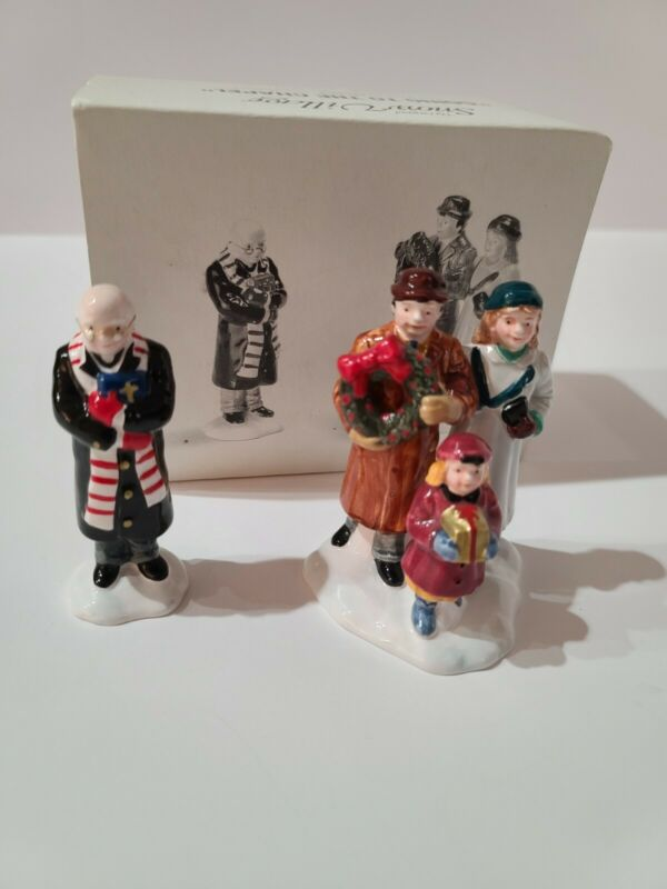 DEPT 56 The Original Snow Village Accessory GOING TO THE CHAPEL #54763
