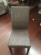 Dining chairs x 4 Beverley Park Kogarah Area Preview