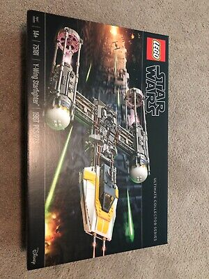 Lego Star Wars UCS Y-Wing Starfighter 75181 [RETIRED] [NEW]