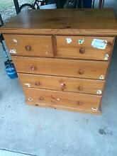 Dresser draws Windsor Hawkesbury Area Preview