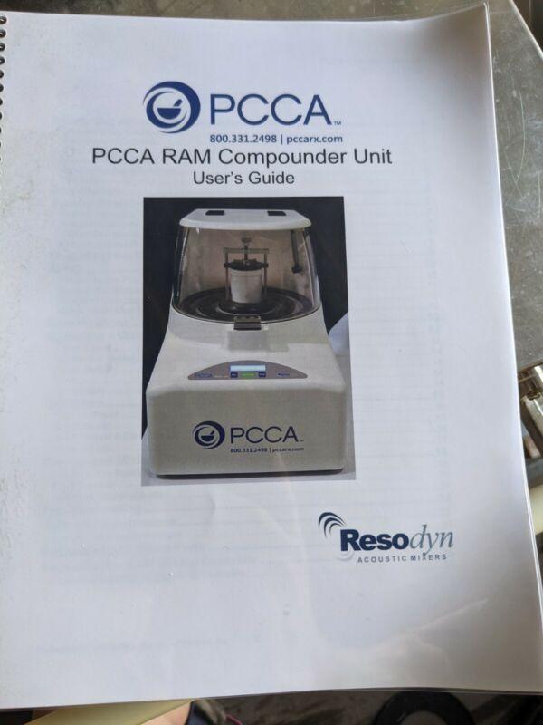 PCCA RAM(Resonant Acoustic Mixer)