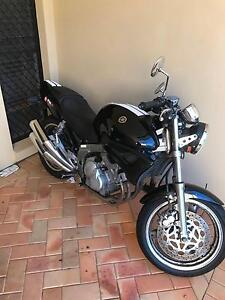 Yamaha Zeal FZX 250 The Gap Brisbane North West Preview