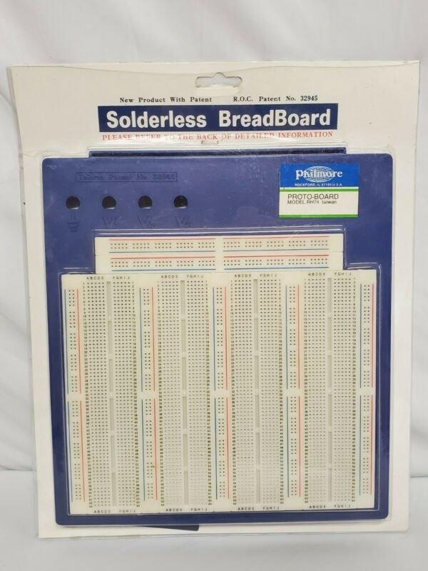 Philmore RH Series Solderless BreadBoard Proto-Board RH74