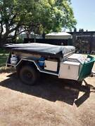 Off road Camp Trailer in excellent condition Harristown Toowoomba City Preview