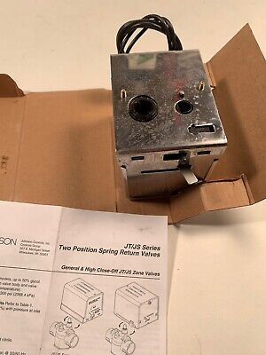 Johnson Controls Pop Top Actuator 2 Position 24v Jg13a020
