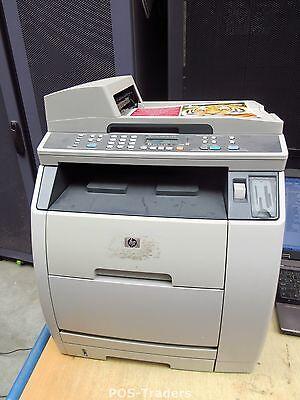 HP Color LaserJet 2840 Q3950A MFC AIO Copier Scanner Printer USB BAD PRINTS Aio Color Laser Drucker