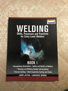 Welding has buy or sell books in canada kijiji classifieds welding by larry jeffus book 1 and 2 malvernweather Images