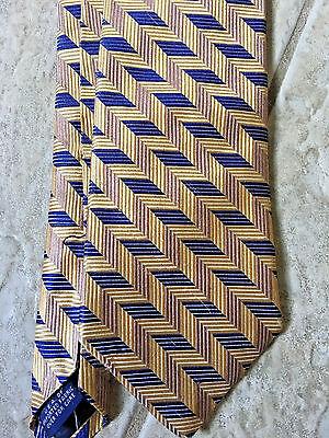 Мужской галстук LANDS' END Men's 100%