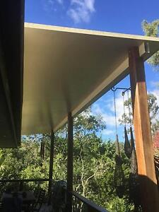 Insulated Colourbond Deck or Garage Roofing 2.1m x 8.4m Brookfield Brisbane North West Preview